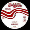 KENNY KNOTS love life -  DISCIPLES RIDDIM SECTION dub / binghi man calling - dub