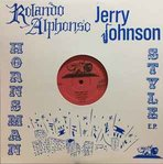 ROLAND ALPHONSO / JERRY JOHNSON hornsman style LP