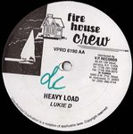 LUKIE D heavy load / ANTHONY B lava