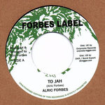 ALRIC FORBES to jah / version