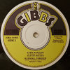 SILFORD WALKER burn babylon - version  / jah golden pen - MIGHTY TWO dub