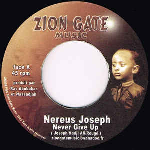 NEREUS JOSEPH never give up / prions jah version