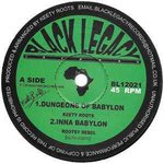 KEETY ROOTS dungeons of babylon - dub / dungeons of dub - inna dub