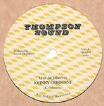 JOHNNY OSBOURNE man of jahovia / dub version