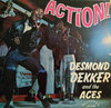 DESMOND DEKKER & THE ACES action ! LP