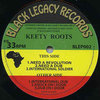KEETY ROOTS need a revolution - dub - international soldier / dub - knock on i door - dub