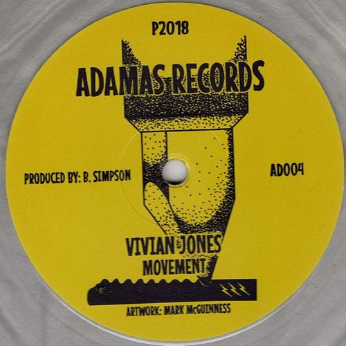 VIVIAN JONES movement / movements dub 1 - dub 2