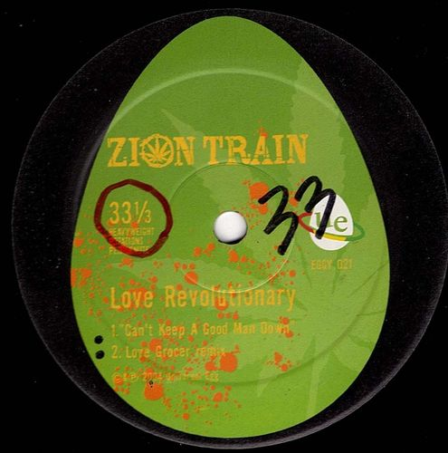 LEVI ROOTS & ZION TRAIN blessed is he- VIBRONICS dub / DUBDADDA & ZION TRAIN can keep a good...- dub