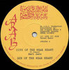 EARL ZERO city of the weak heart - dub / please officer - KING TUBBY'S dub version