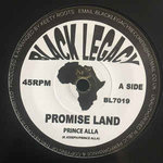 PRINCE ALLA promise land / KEETY ROOTS land of dub