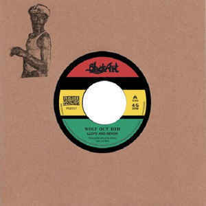 LLOYD and  DEVON wolf out deh / THE UPSETTER shepherd rod