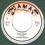 JUNIOR BYLES fade away / SKIN FLESH AND BONES fading dub