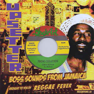 CLIVE HYLTON from creation / UPSETTERS creation dub