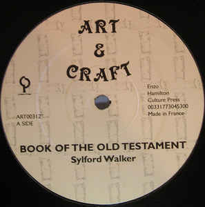 SYLFORD WALKER book of old testament / JAH STITCH jah spoke unto moses - version