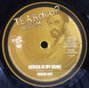 JUNIOR ROY africa is my home / ASHANTI SELAH africa dub tribal cut