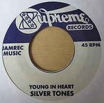 SILVER TONES young in heart / version