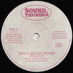 NADIA HARRIS McANUFF & THE SONS OF AFRICA peace begins within / version