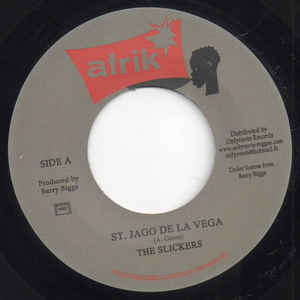 THE SLICKERS st jago de la vega / version