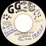 THE MAYTONES africa we want to go / GG ALL STARS part two dub