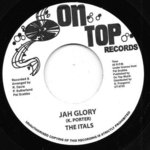 THE ITALS jah glory / version