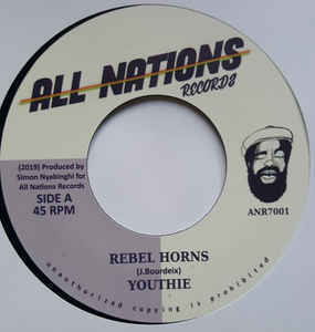 YOUTHIE rebel horns / SIMON NYABINGHI rebel dub
