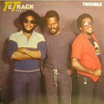 TETRACK trouble vocal & dub LP