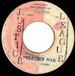 THE STINGERS preacher man / UPSETTERS version
