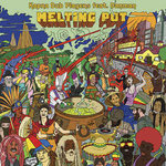 DAN MAN & KAPRA DUB PLAYERS melting pot / melting dub