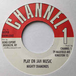 MIGHTY DIAMONDS play on jah music / version