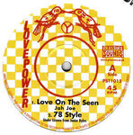 JAH JOE B love on the seen - 78 style / BOOM B jah power - version