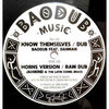 DAN MAN & BAOBAB know themselves / JAH WIND & LATIN COMEL BRASS horns version - raw dub