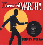 DERRICK MORGAN forward march LP