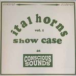 ITAL HORNS at CONSCIOUS SOUNDS showcase LP