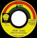 AFRICAN BROTHERS how long / version