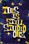 THIS IS STILL STUDIO ONE LIVRE