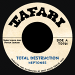 HEPTONES total destruction / BABA LESLIE revolution