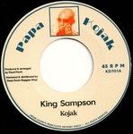 PAPA KOJAK king sampson / version